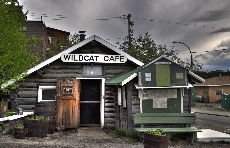 Необычный дизайн фасада ресторана фото