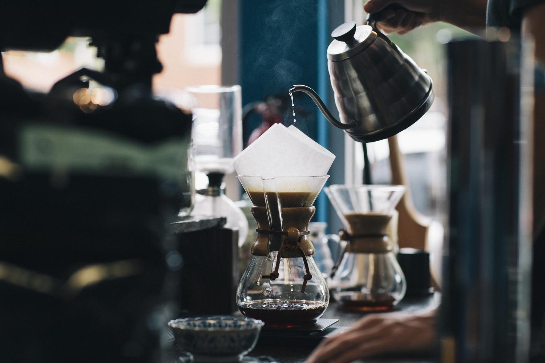 Интерьер кофейни фото