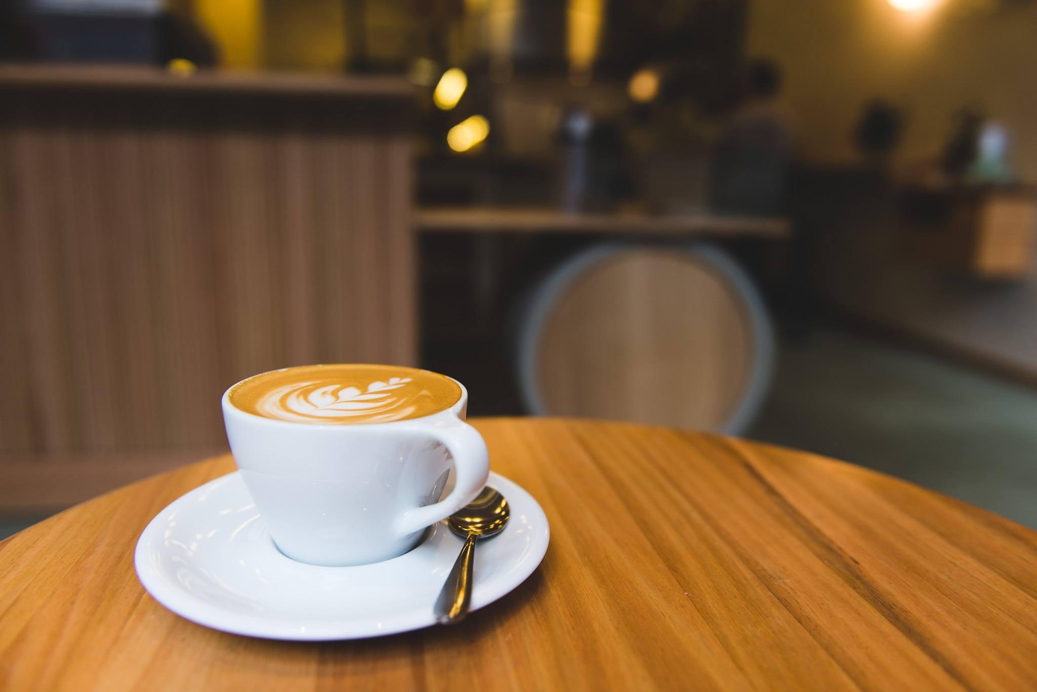 Кофейня дизайн