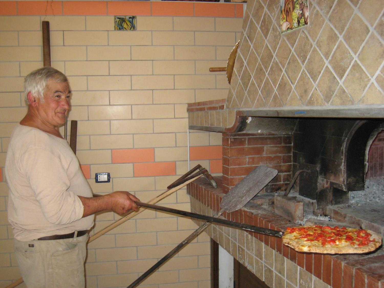 Как готовят пиццу фото
