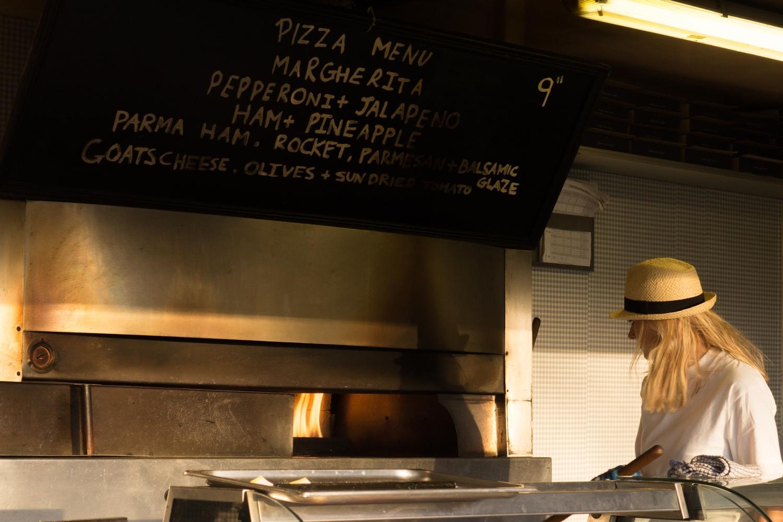 Выбор пиццы фото
